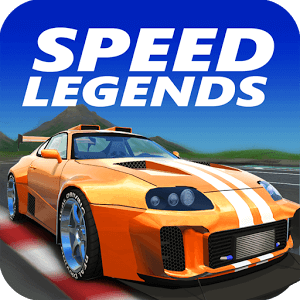 دانلود Speed Legends 1.1.3 بازی اتومبیلرانی با دیتا برای اندروید