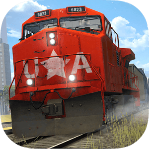 دانلود Train Simulator PRO 2018 v1.3.7 بازی شبیه ساز قطار 2018 اندروید
