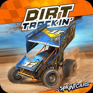 دانلود Dirt Trackin Sprint Cars 1.0.14 بازی مسابقات اتومبیل رانی برای اندروید