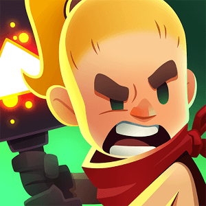 Almost a Hero - RPG Clicker Game with Upgrades اندروید APK