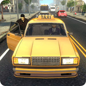 Taxi Simulator 2018 icon