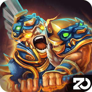 God of Era: Epic Heroes War (GoE) (Unreleased) icon