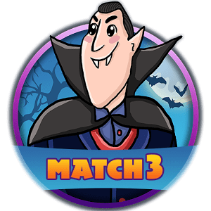 Match 3 - Spooky Hotel
