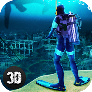 Underwater Survival Sim – 2 icon