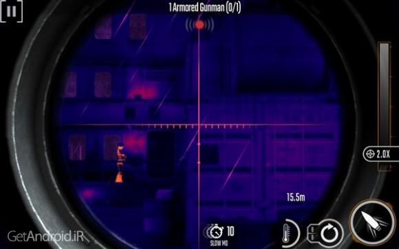 دانلود Sniper Strike : Special Ops 2.903 بازی تک تیرانداز بدون دیتا برای اندروید