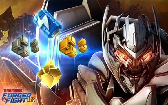 دانلود TRANSFORMERS: Forged to Fight 5.0.0 بازی اکشن ترانسفورمرز اندروید