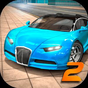 دانلود Extreme Car Driving Simulator 2 v1.0.4 بازی ماشین سواری آفرود اندروید
