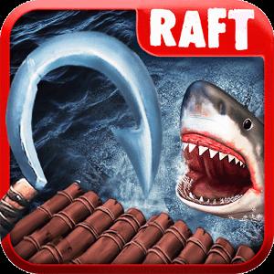 دانلود RAFT: Original Survival Game v1.48 بازی شکار کوسه اندروید