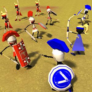 دانلود Greek Warriors : Castle Defence 3.8 بازی دفاع از قلعه اندروید