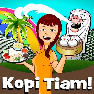 دانلود Kopi Tiam - Cooking Asia 1.6.1.2 بازی آشپزی حرفه ای برای اندروید