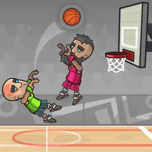 دانلود Basketball Battle 2.0.11 بازی بسکتبال بدون دیتا برای اندروید