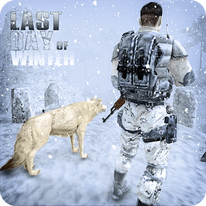 Last Day of Winter - FPS Frontline Shooter icon