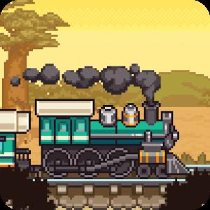 دانلود Tiny Rails 2.3.5 بازی قطار رانی برای اندروید