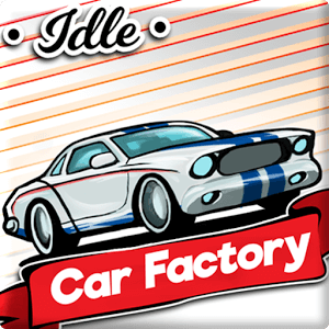 Idle Car Factory icon