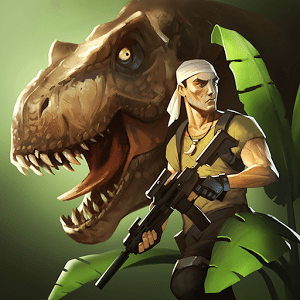 Jurassic Survival icon