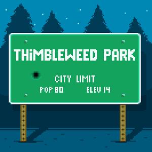 دانلود Thimbleweed Park 1.0.5 بازی ماجراجویی اندروید جدید