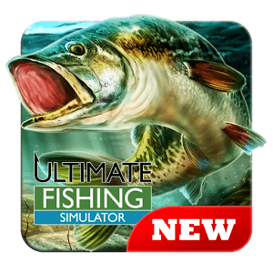 Ultimate Fishing Simulator icon