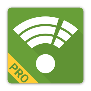 WiFi Monitor Pro: analyzer of WiFi networks