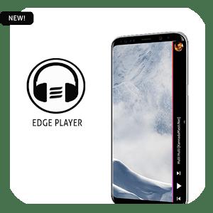 دانلود S8 Edge Music Player7.0.1 نرم افزار موزیک پلیر گلکسی اس 8 اندروید