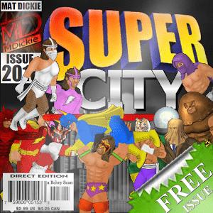 دانلود Super City (Superhero Sim) 1.172 بازی ماجراجویی شهر ابر قهرمان اندروید
