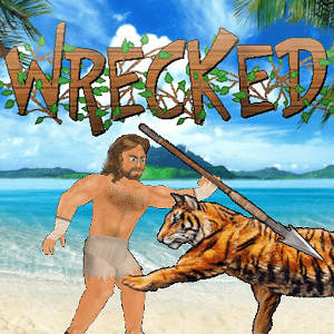 Wrecked (Island Survival Sim) اندروید APK