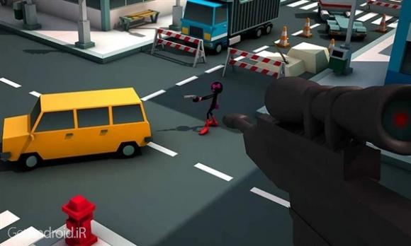 دانلود Underworld Stick Mafia 18+ v2.8 بازی تیراندازی با استیکمن اندروید