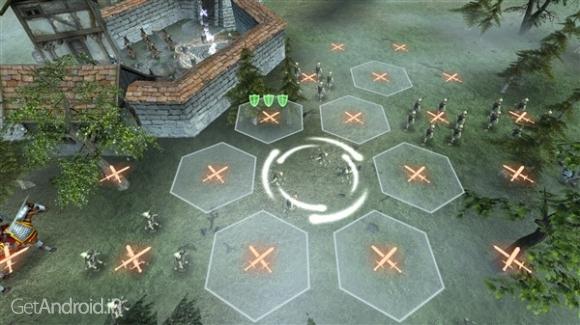 دانلود Hex Commander: Fantasy Heroes 2.8 بازی استراتژیک فرمانده اندروید