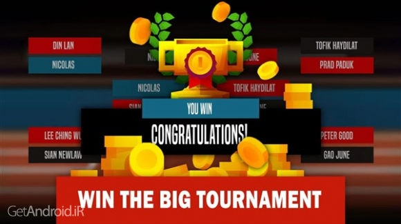 دانلود Badminton League 1.8.3108 جدیدترین بازی بدمینتون اندروید