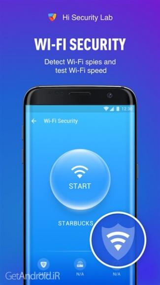دانلود Virus Cleaner ( Hi Security ) v4.19.10.1780 VIP نرم افزار آنتی ویروس قوی رایگان برای اندروید