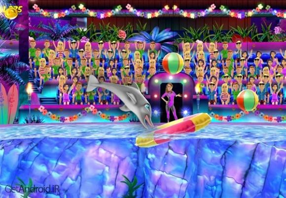 دانلود My Dolphin Show 3.02.3 بازی نمایش دلفین من اندروید