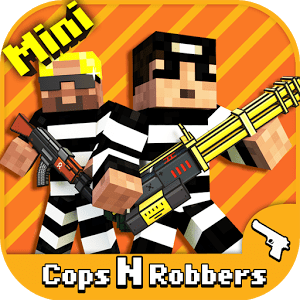 Cops N Robbers - FPS Mini Game icon