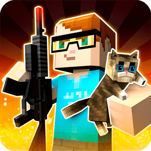 Mad GunZ — online shooter icon