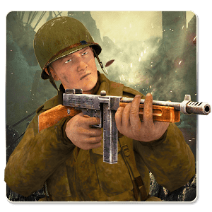 Call Of World War 2 : WW2 FPS Frontline Shooter icon