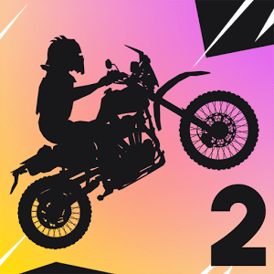 Smashable 2: Xtreme Trial Motorcycle Racing Game icon