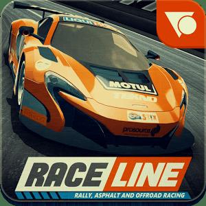 دانلود Raceline 1.01 بازی اتومبیل رانی اندروید بدون دیتا