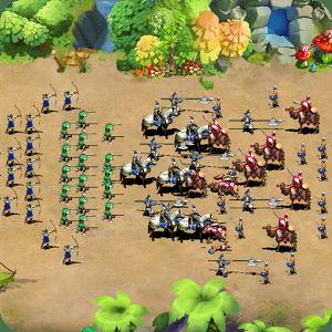 دانلود Empire Defense: Free Strategy Defender Games 3.2 بازی دفاع امپراطوری اندروید