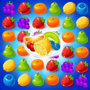 دانلود Sweet Fruit Candy 64.0 بازی پازلی میوه های شیرین اندروید