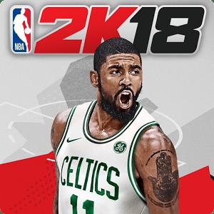 دانلود NBA 2K18 v36.0.1 بازی ورزشی بسکتبال ان بی ای 2018 اندروید