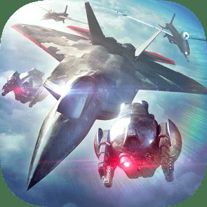 دانلود Aero Strike 1.3.6 بازی جنگ هوایی برای اندروید