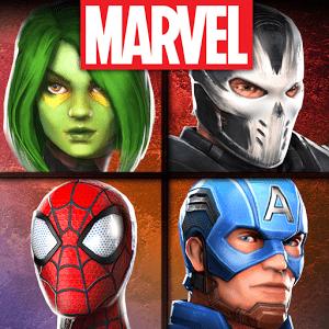 دانلود MARVEL Strike Force 0.2.0 بازی قهرمانان مارول برای اندروید