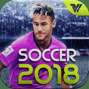 دانلود Soccer 2018 v1.2 بازی فوتبال 2018 اندروید