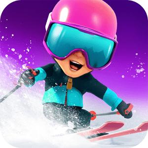 دانلود Snow Trial 1.0.48 بازی اسکی روی برف اندروید