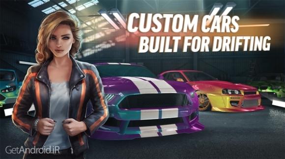 دانلود Drift Max Pro – Car Drifting Game 1.2.4 بازی ماشینی دریفت برای اندروید