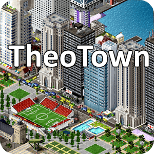 دانلود TheoTown 1.4.82 بازی شهرسازی کم حجم برای اندروید