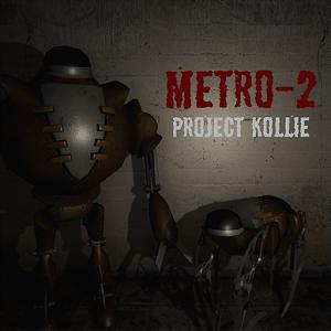 دانلود Metro-2: Project Kollie 1.0093 بازی واقعیت مجازی VR اندروید