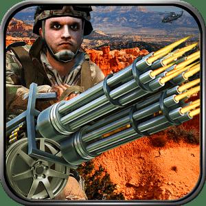 دانلود Desert Storm Gunner Shooting 1.0 بازی تیراندازی در صحرا اندروید