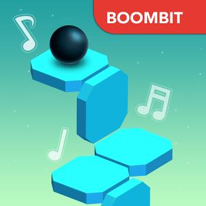دانلود Dancing Ball 0.2.7 بازی کم حجم موزیکال اندروید