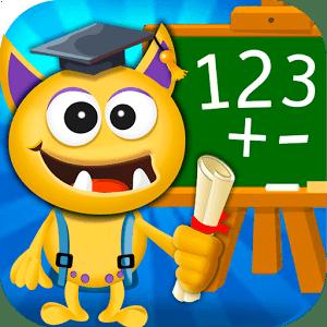 دانلود Buddy School: Basic Math learning for kids 3.4 بازی مدرسه دوستان اندروید