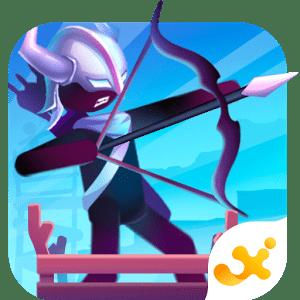 دانلود Archer Duel 1.0.5 بازی دوئل کماندار اندروید