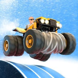 دانلود Prime Peaks 2.7.2 بازی تپه نوردی با ماشین با پول بینهایت اندروید